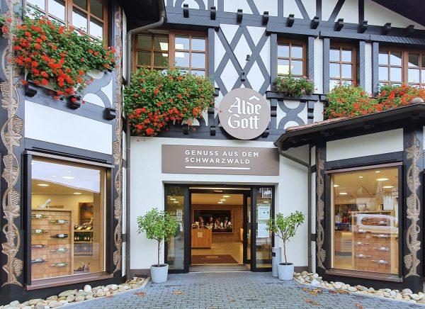 Die Winzergenossenschaft Alde Gott in Sasbachwalden