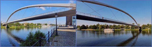 Die Hoge Brug in Maastricht