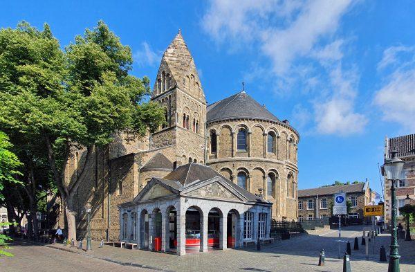 Die Servaasbasiliek in Maastricht