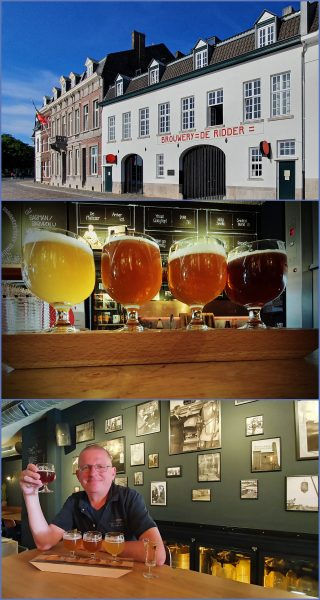 Die Brouwerij De Ridder in Maastricht