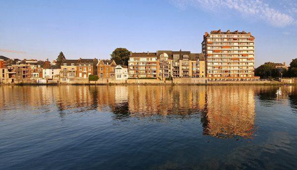 Auf dem Weg nach Namur