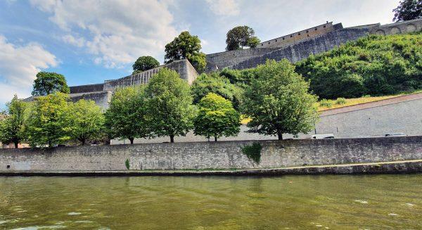 Die Zitadelle von Namur