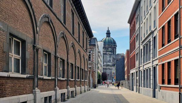 Streets of Namur