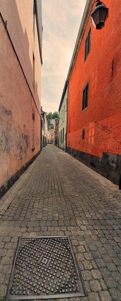 Die Straßen von Namur