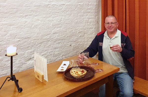 Zinni in der Brouwerij de Hemel, Nijmegen