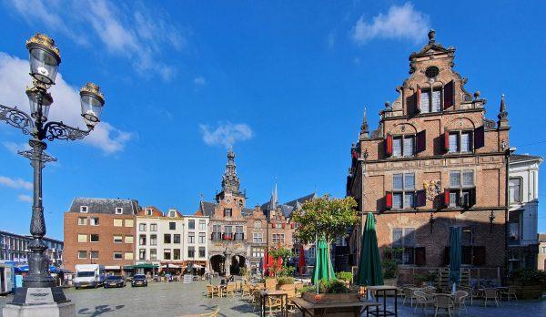 Die Altstadt von Nijmegen