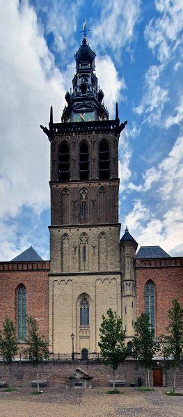 Die Stevenskerk in Nijmegen