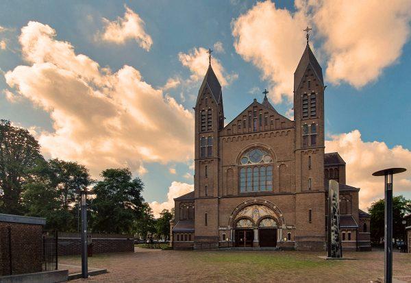 Die Titus-Brandsma-Gedächtniskirche in Nijmegen