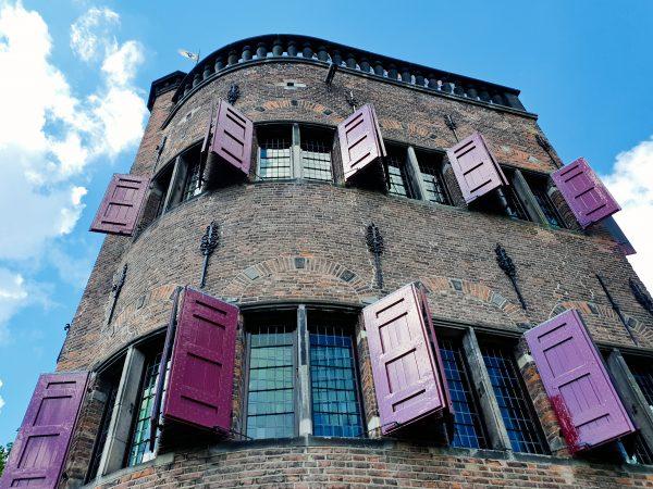 Das Belvédère in Nijmegen