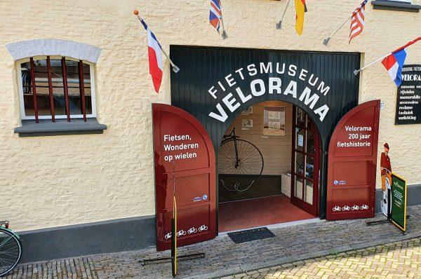 Das Nationale Fahrradmuseum Velorama in Nijmegen
