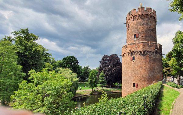 Der Kruittoren in Nijmegen