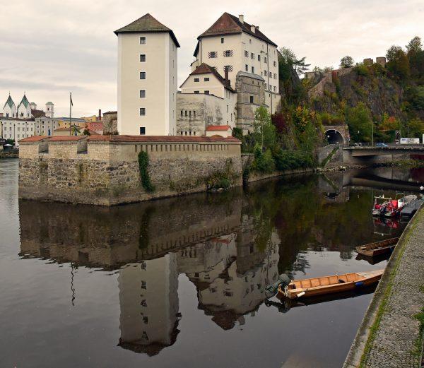 Die Veste Niederhaus in Passau