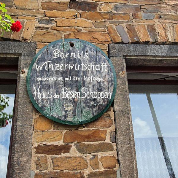 Winzerhof Wegrzynowski in Alken