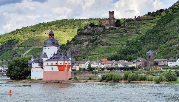 Die Burg Pfalzgrafenstein