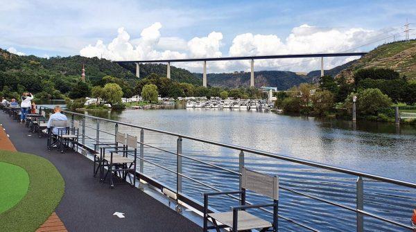 Die Moseltalbrücke