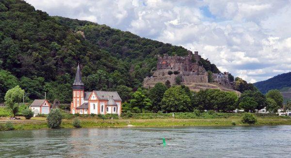 Die Burg Rheinstein