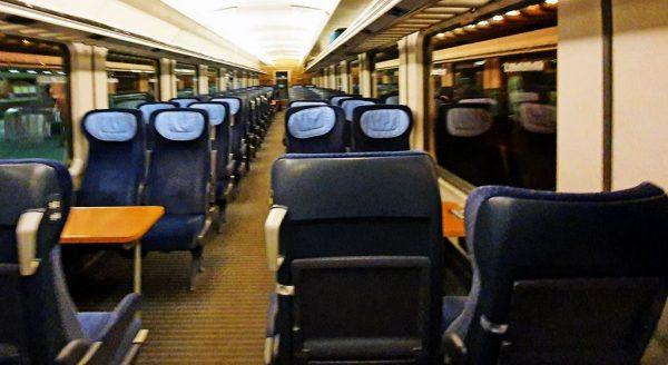 Bahn-Reisen in Corona-Zeiten