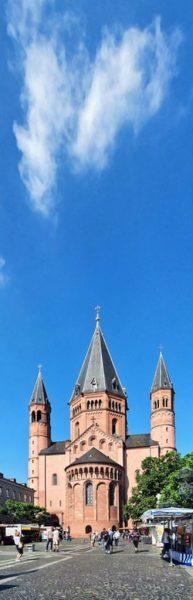 Der Dom von Mainz