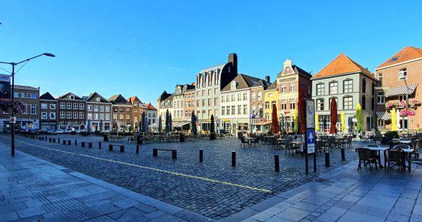 Der Münsterplatz von Roermond