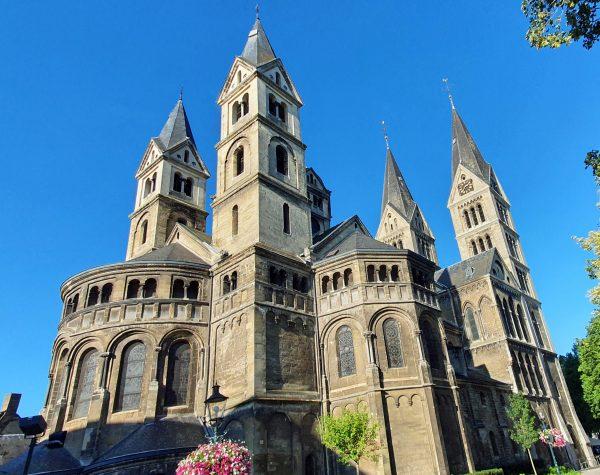 Die Münsteraner Kirche in Roermond