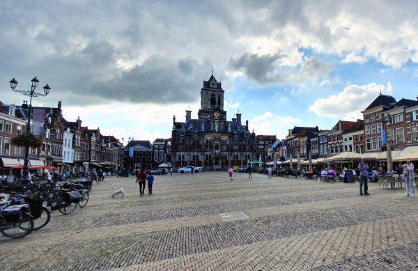 Das Stadhuis von Delft