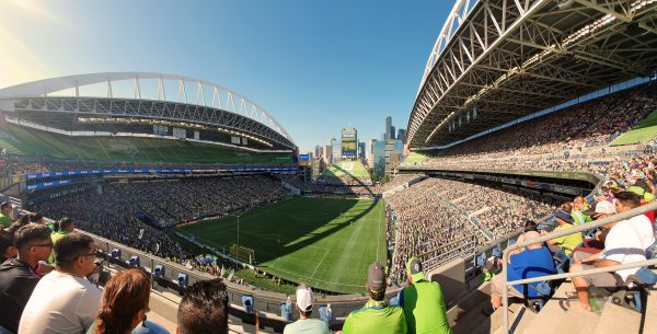 Seattle Sounders - Los Angeles Galaxy