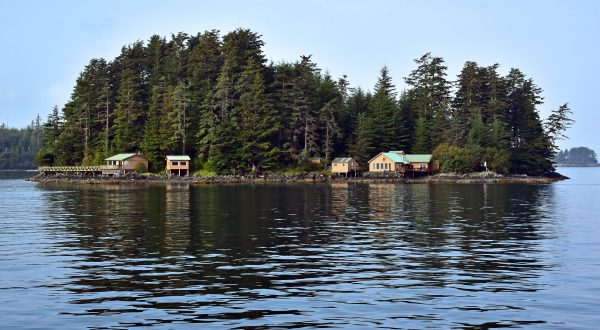 Southeast Island Passage