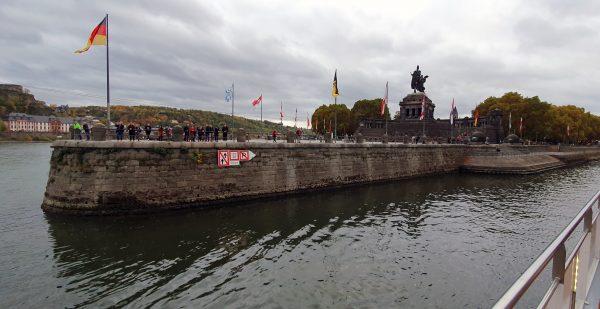 Auf Wiedersehen Koblenz