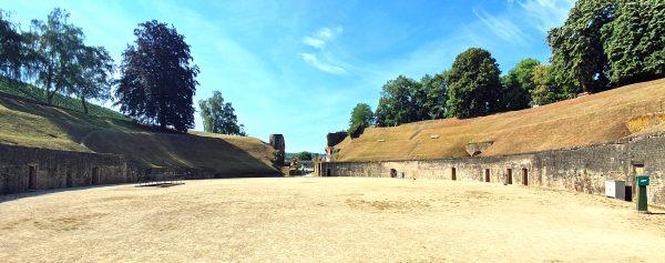 Das Amphitheater in Trier