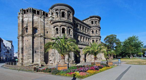 Das Porta Nigra in Trier