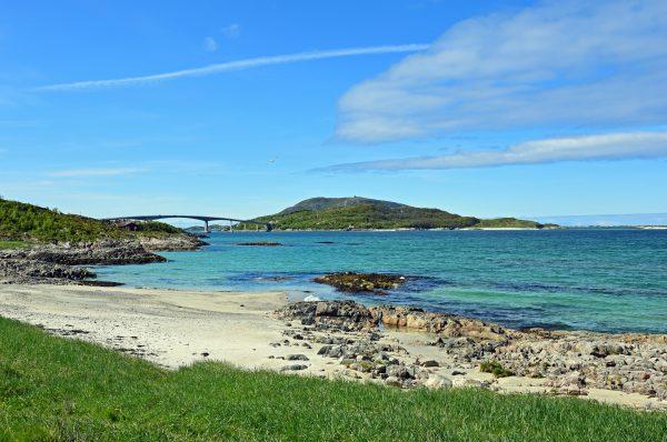 Die Brücke nach Sommarøy