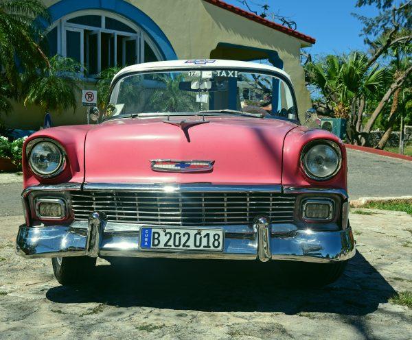 'Mein' Oldtimer auf Varadero