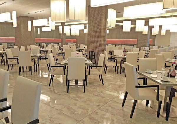 Solo-Frühstück im Hotel Internacional Varadero