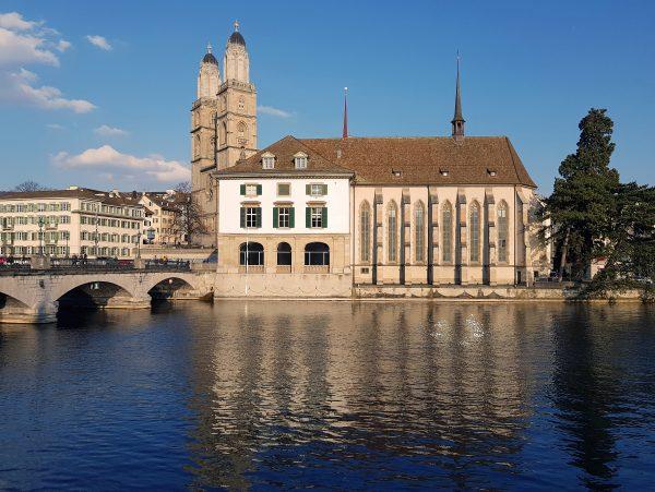 Unterwegs in Zürich