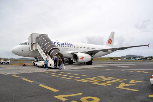 Mit Air Calin nach Fidschi