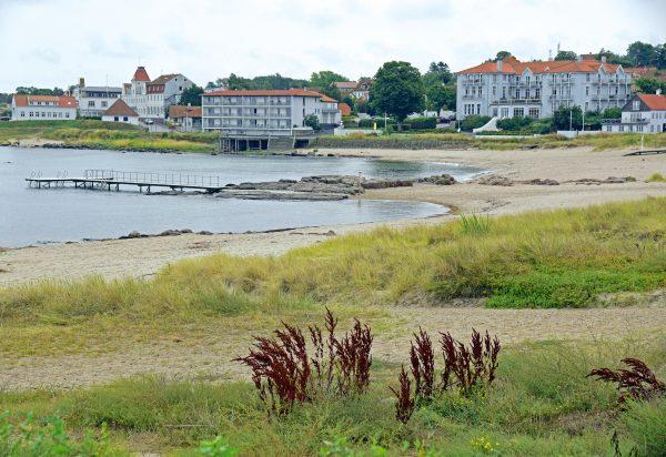 Sandvig auf Bornholm