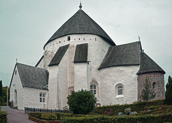 Østerlars Rundkirche, Bornholm