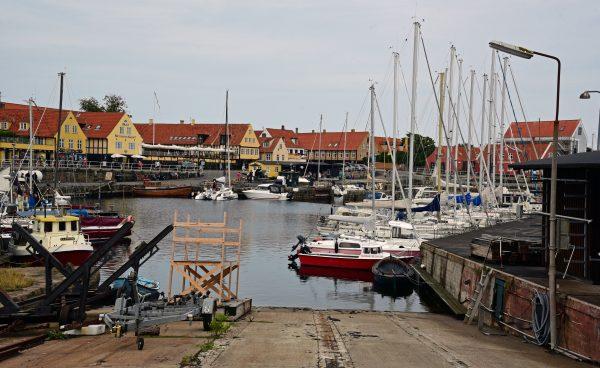 Svaneke auf Bornholm