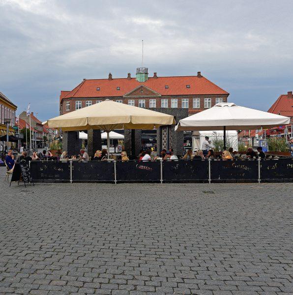 Brazz - Spise und Levested, Rønne, Bornholm