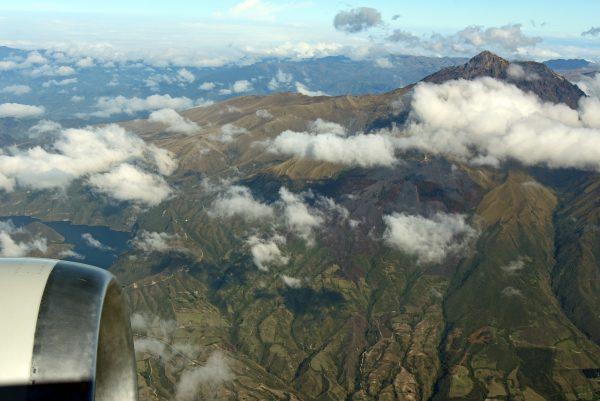 Bergwelt von Ecuador