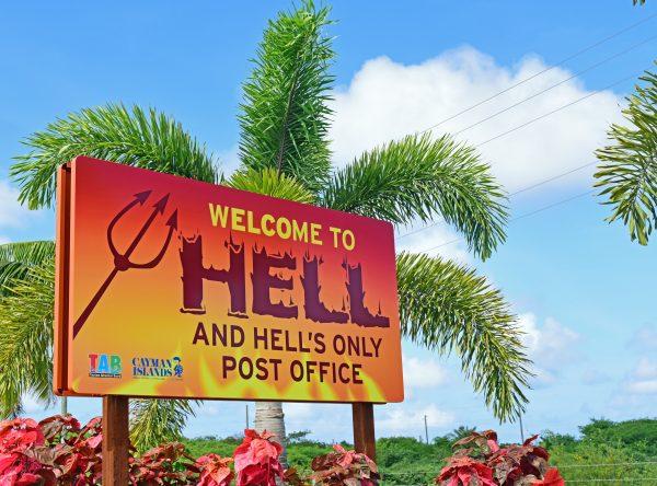 Die Hölle von Grand Cayman
