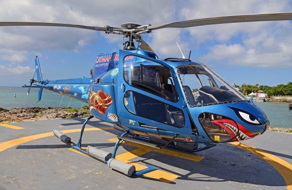 'Mein' Hubschrauber