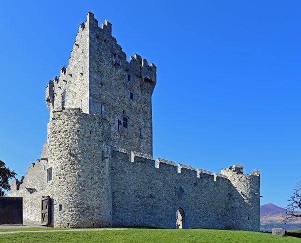 Ross Castle, Killarney in Irland