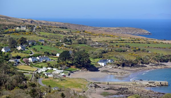 Ring of Kerry in Irland