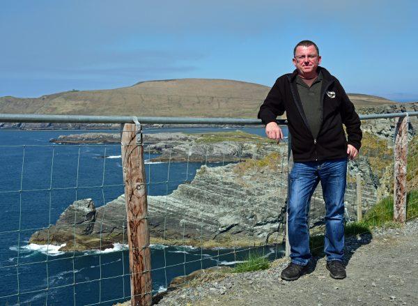 Zinni und der Ring of Kerry in Irland