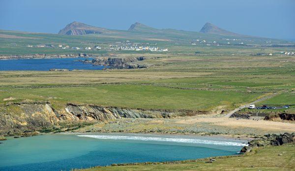 Dingle Halbinsel in Irland