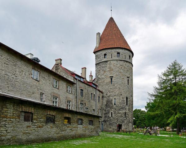 Tallinner Stadtmauer / Estland