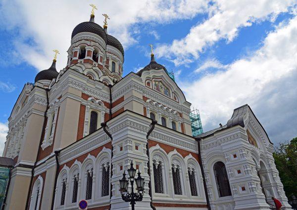 Alexander-Newski-Kathedrale / Tallinn / Estland