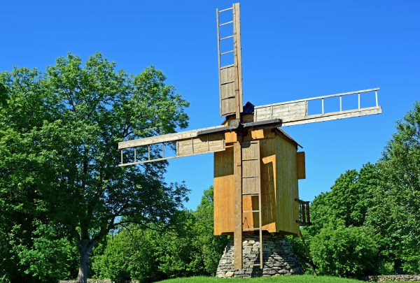 Bauernhofmuseum Mihkli / Insel Saaremaa / Estland