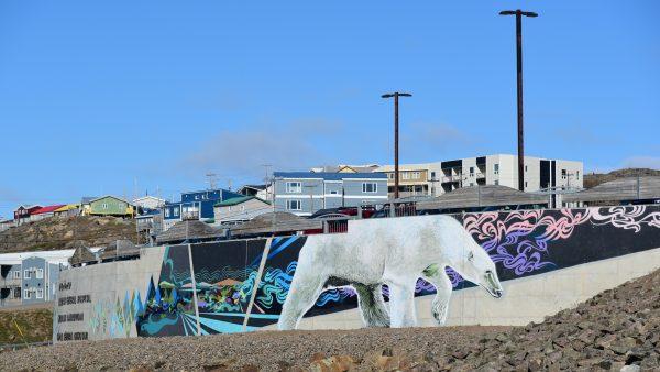 In Iqaluit